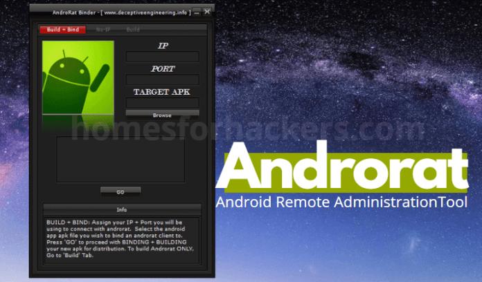 Androrat Download - Androrat APK - Android RAT - Androrat Binder