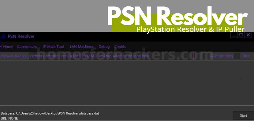 PSN Resolver - PlayStation Resolver - PS4 Resolver - PlayStation IP Puller