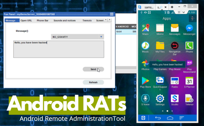 top android remote administration tools (android rat) - best android rats