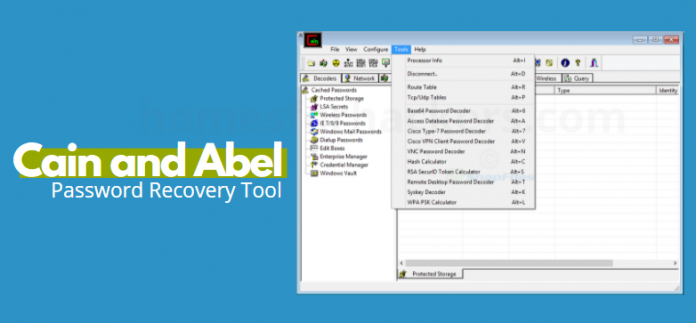 Cain and Abel Software - Cain and Abel Download Free
