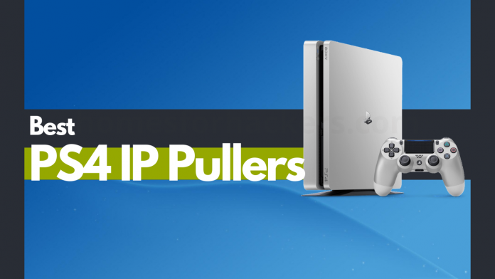 best PS4 IP Pullers - PS4 IP Sniffers