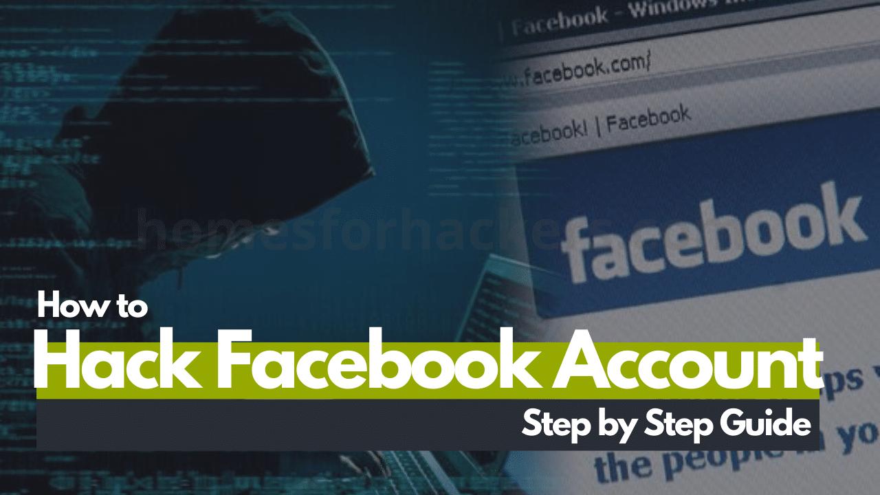 how to hack facebook account - hack facebook password