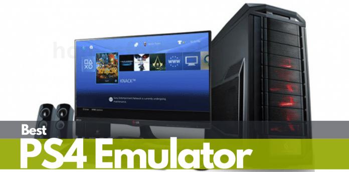 ps4 emulator for pc download - playstation emulator