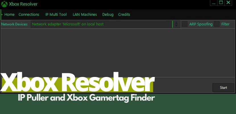Xbox Resolver - IP Puller and Xbox Gamertag Finder