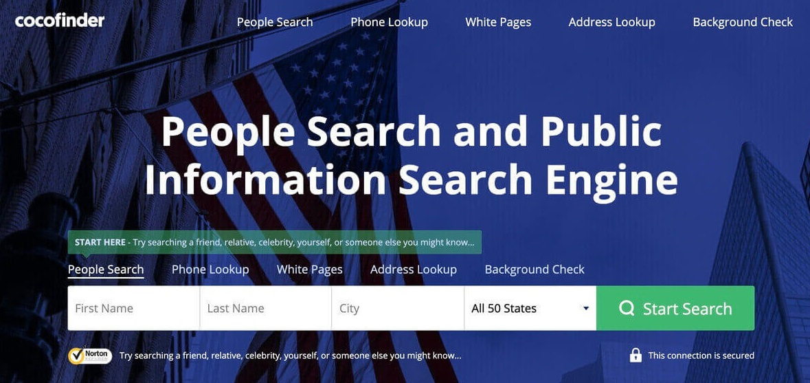 cocofinder people search engine