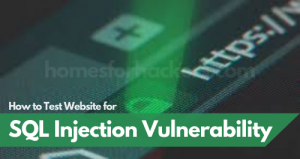 How to Test WordPress Website for SQL Injection Vulnerability using SQLmap